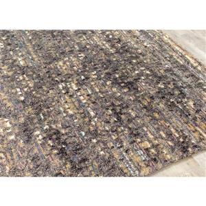 Kalora Ashbury Speckled Rug - 8' x 11' - Grey