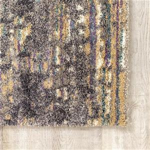 Kalora Ashbury Speckled Rug - 5' x 8' - Grey