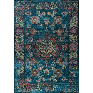 Kalora Antika Vintage Inspiration Rug - 7' x 10' - Blue