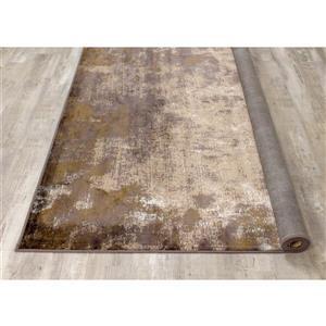 Kalora Antika Acid Wash Rug - 7' x 10' - Brown