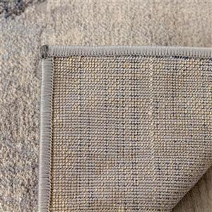 Kalora Alida Paper Trail Rug - 5' x 8' - Grey
