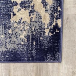 Kalora Alida Distressed Rug - 7' x 10' - Blue
