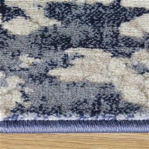 Kalora Alida Distressed Rug - 2' x 4' - Blue