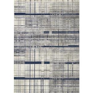 Kalora Alaska Fourth Dimension Rug - 5' x 8' - Grey