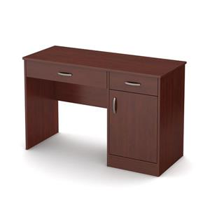 South Shore Furniture Axess Small Office Brown Desk - 43.75-in