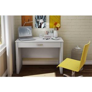 South Shore Furniture Work ID Pure White Desk