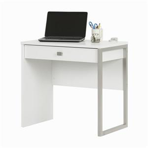 South Shore Furniture Interface 1-drawer Pure White Desk
