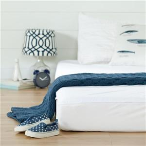 South Shore Furniture Somea Waterproof Mattress Cover Twin