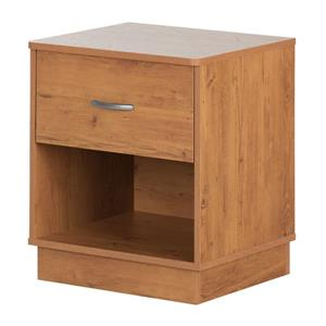 Logik 1-Drawer Nightstand