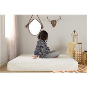 South Shore Furniture Somea Basic Memory Foam Mattress - 8-in - Queen