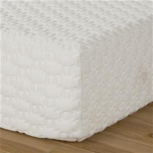 South Shore Furniture Somea 8-in Basic Memory Foam Mattress - Double