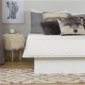 South Shore Furniture Somea Basic Memory Foam Mattress 8-in