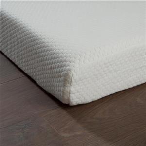 South Shore Furniture Somea Basic Memory 6-in Foam Mattress - Double
