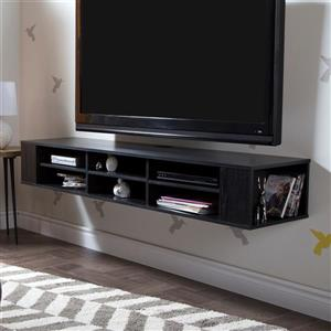 City Life 66-in Wall-Mounted Media Console