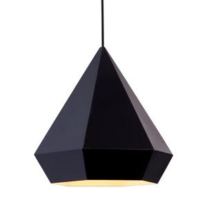 Zuo Modern Forecast Pendant Light - 13.8-in x 131-in - Black