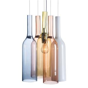 Zuo Modern Wishes Pendant Light - 4-Light - 15-in x 137.3-in - Pastel