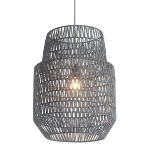 Zuo Modern Day Dream Pendant Light - 17.7-in x 143-in - Grey