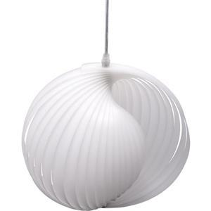 Zuo Modern Galileo Pendant Light - 1-Light - 14-in x 133-in - White
