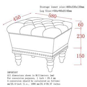 Worldwide Home Furnishings Simpli Home Acadian 48.80-in Black Wood Storage Indoor Bench