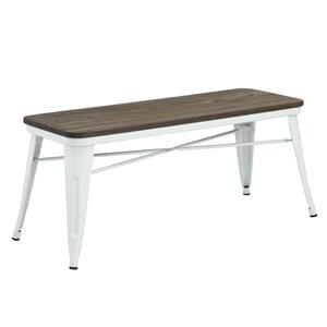 !nspire Industrial Double Bench