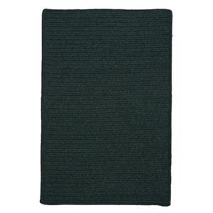 Colonial Mills Courtyard 5-ft x 8-ft Cypress Green Area Rug
