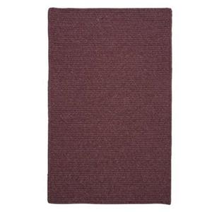 Colonial Mills Courtyard 5-ft x 8-ft Orchid Purple Area Rug