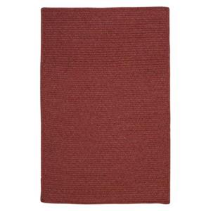 Colonial Mills Westminster 4-ft Square Rosewood Area Rug