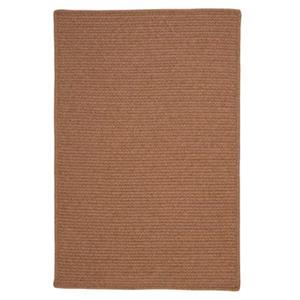 Colonial Mills Westminster 4-ft Square Taupe Area Rug
