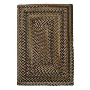 Colonial Mills Ridgevale 4-ft Square Grecian Green Area Rug