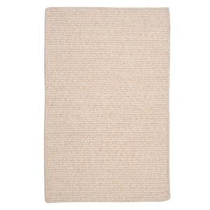 Colonial Mills Westminster Natural 2-ft x 12-ft Off-White Runner