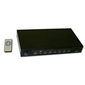ElectronicMaster HDMI Switch (5 in 1 out)