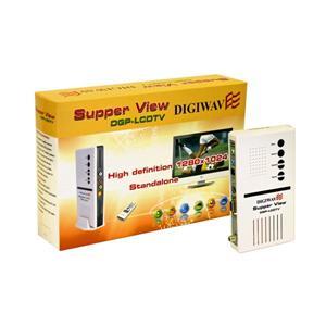 Digiwave External HD LCD TV Tuner Box