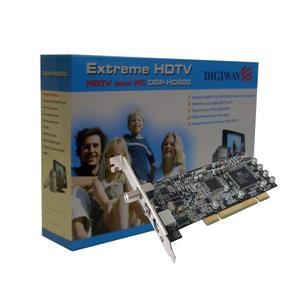 Digiwave Extreme HDTV ATSC PCI TV Tuner Card