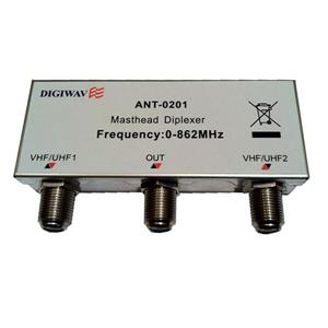Digiwave High Performance Diplexer for Off Air Antenna