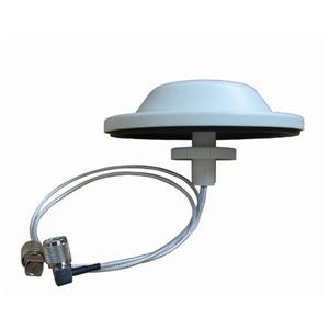 Turmode White Ceiling WiFi Antenna 2.4GHz and 5.8GHz
