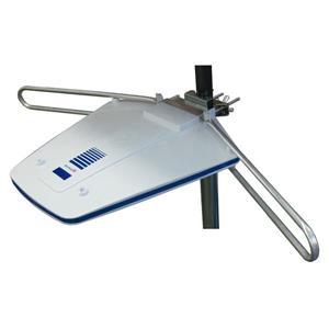 Digiwave White Digital Outdoor Amplified HDTV Antenna