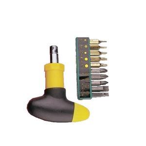 HVTools Hand Screwdriver Set - 11 pieces