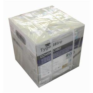 TygerWire 1000-ft RG6 Coaxial Cable