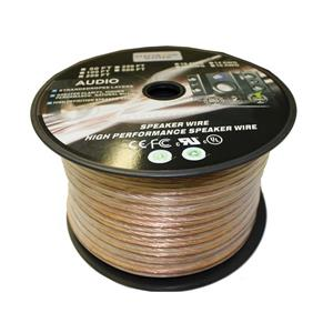 ElectronicMaster 200-ft 12 AWG 2 Wire Speaker Cable