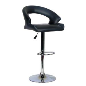 TygerClaw 18.65-in x 31.1-in Black Plastic Office Chair