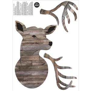 WallPops Oh Deer Wall Art Kit