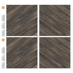 WallPops Parquet Wood Decal Kit