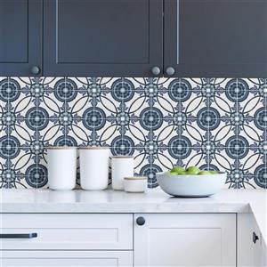 WallPops Fez Tile Decal Kit