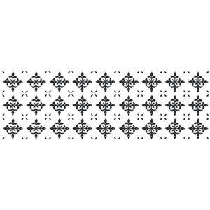 WallPops Ironwork Tile Decal Kit