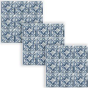 WallPops Marrakech Tile Decal Kit