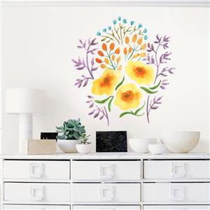 WallPops Bouquet Wall Art Kit