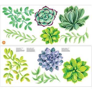 WallPops Desert Flower Wall Art Kit