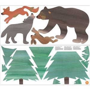 WallPops Call Of The Wild Wall Art Kit
