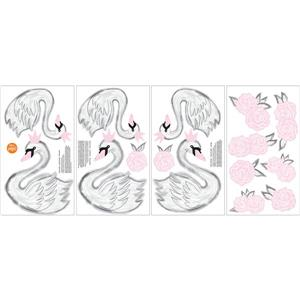WallPops Swan Song Wall Art Kit