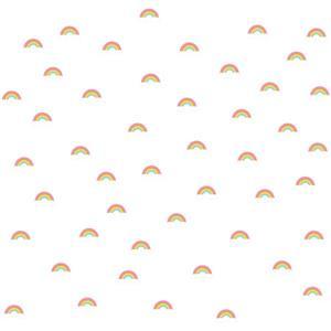 WallPops Rainbow MiniPops Wall Art Kit